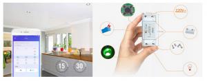 Releu Smart WiFi Gosund SW3 [1]