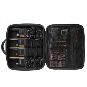 Statie radio PMR portabila Motorola TALKABOUT T82 Extreme Quad set, 4 buc4