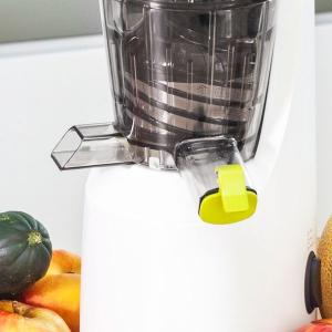 Storcator de Fructe si Legume cu Melc prin Presare la Rece Cecomix Juicer Compact 4038, 120 W, Functie Reverse [4]