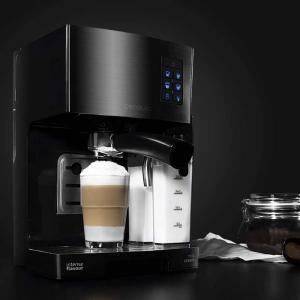 Espressor semi-automat Cecotec Power Instant-ccino 20, 1450 W, 20 bar, 1.4 l, rezervor lapte 400 ml [1]