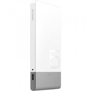 Acumulator extern Huawei AP006L, 5000 mAh, Alb2