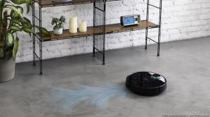 Robot de aspirare Cecotec Conga 3390, 4 in 1, 2300 Pa, Laser, Autonomie 150 minute, Rezervor lichide si praf, Functie mop, 2 perii centrale - Resigilat [11]
