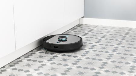Robot de aspirare Cecotec Conga 6090 Ultra, 4 in 1, 10000 Pa, Laser, Autonomie 240 minute, Rezervor lichide si praf, Functie mop, 3 perii centrale, telecomanda inclusa5