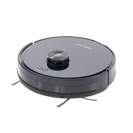 Robot de aspirare Tesvor S6, 2700 Pa, Laser, Autonomie 120 minute, Rezervor lichide si praf, Functie mop [9]