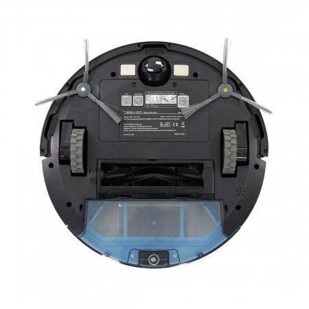 Robot de aspirare Tesvor S6, 2700 Pa, Laser, Autonomie 120 minute, Rezervor lichide si praf, Functie mop [13]