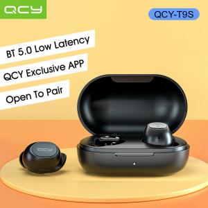 Casti audio In-Ear QCY T9S TW, Bluetooth 5.0,  TWS, True Wireless [3]