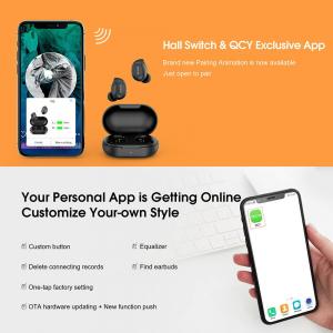 Casti audio In-Ear QCY T9S TW, Bluetooth 5.0,  TWS, True Wireless7
