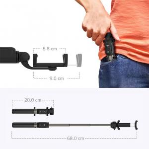 Selfie Stick Tripod TaoTronics TT-ST002, 3 in 1 cu Telecomanda Bluetooth detasabila [5]