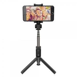 Selfie Stick Tripod VAVA 2 in 1 cu Telecomanda Bluetooth detasabila [1]