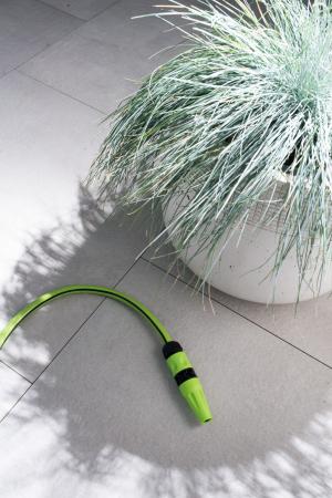"Set Furtun pentru gradina Cellfast QUATTRO cu 4 straturi, 1/2"", Armat, 15m, protectie UV, stropitor, conector [4]"