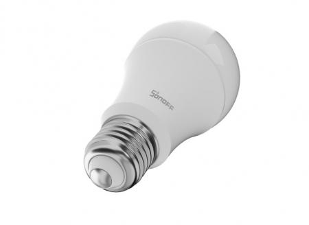 Bec Smart cu LED Sonoff B05-B-A60, RGB, Putere 9W, 806 LM, Control aplicatie [2]