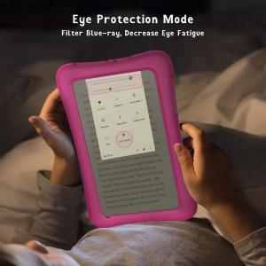 Tableta copii de 7 inch HD Vankyo Z1, Quad-Core Android 8.1 Oreo 1GB, 32GB - Roz [5]