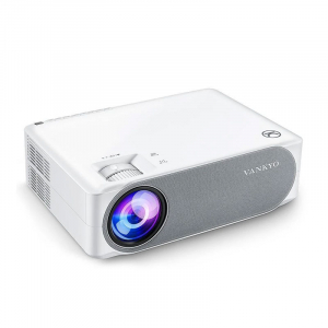 Videoproiector VANKYO Performance V630W, 6000 Lumeni,Wifi,  Native 1080p, LED, HDMI, VGA, AV, USB, Geanta de transport, Telecomanda, Cablu HDMI [4]