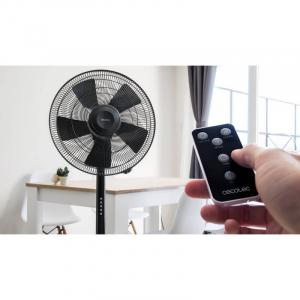 Ventilator Cecotec EnergySilence550 Smart cu telecomanda, Silentios, Temporizator [8]