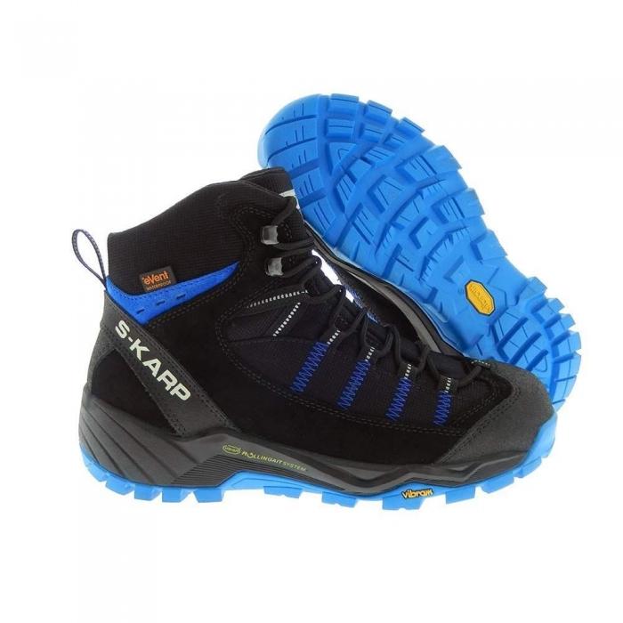 Explorer RS negru/albastru 38 2