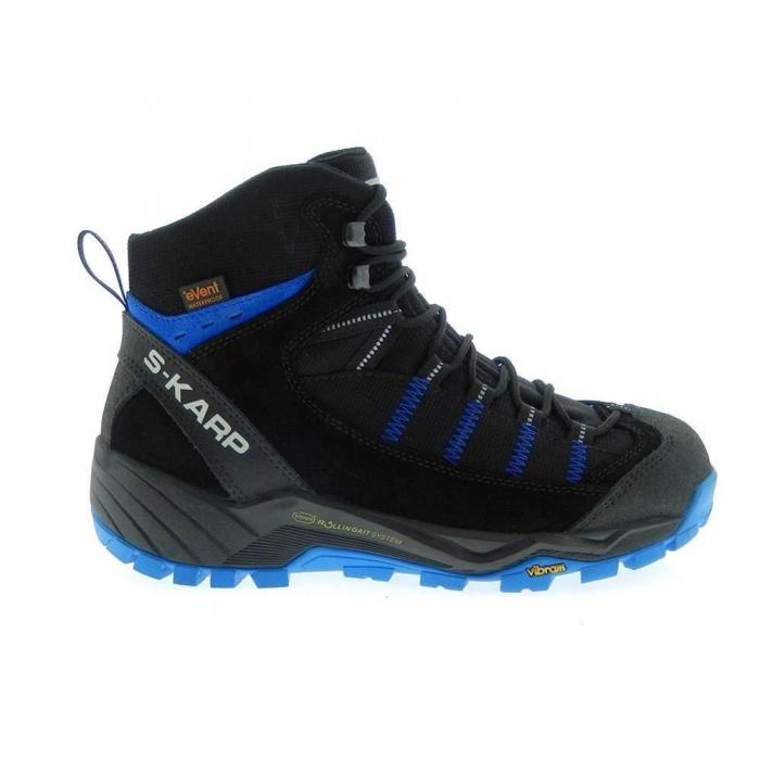 Explorer RS negru/albastru 38 1