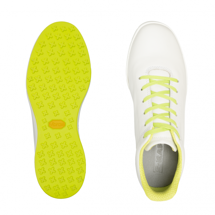Sneaker fluo dama 4