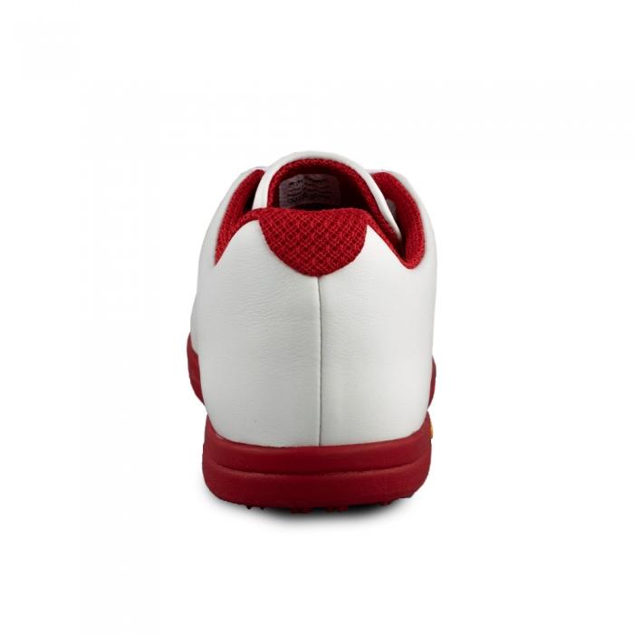 Sneaker box Centenar GARANTIE 365 ZILE Alb/rosu 4