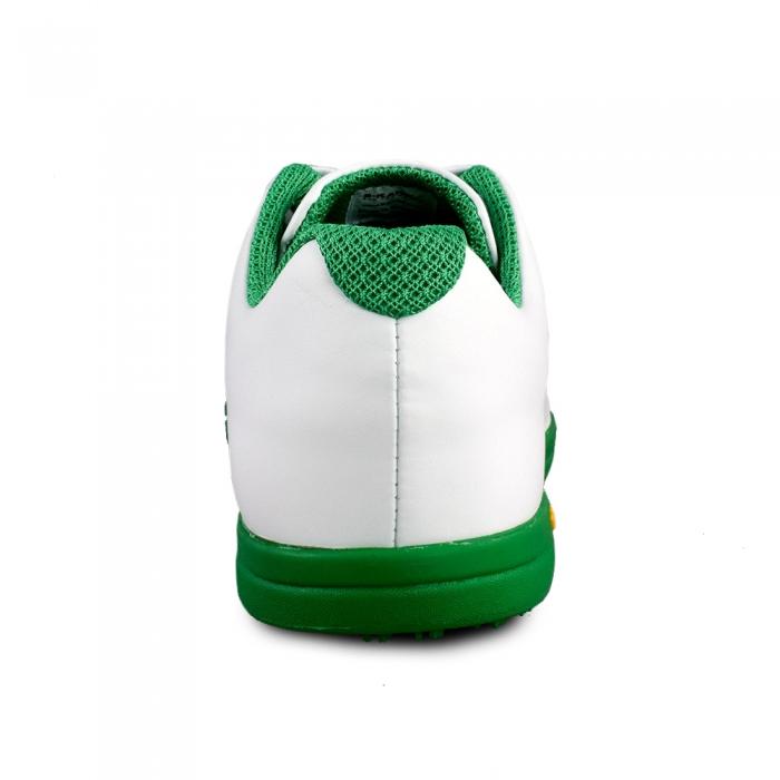 Sneaker box Centenar - Alb/Verde 3