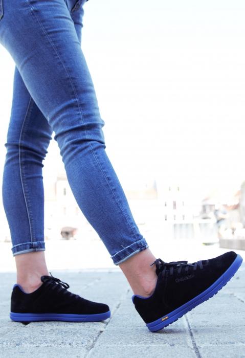 Sneaker Dama Negru GARANTIE 365 ZILE 0