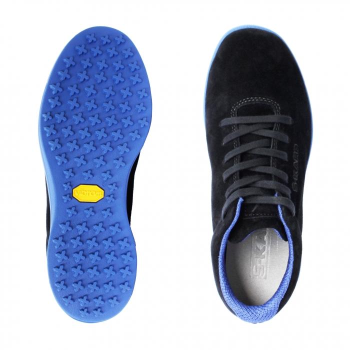 Sneaker Dama Negru GARANTIE 365 ZILE 3