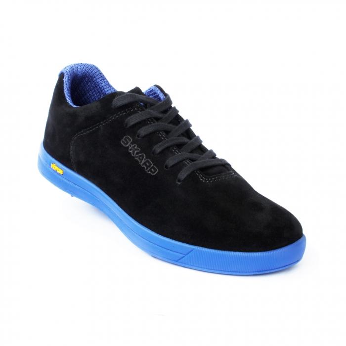 Sneaker Dama Negru GARANTIE 365 ZILE 4