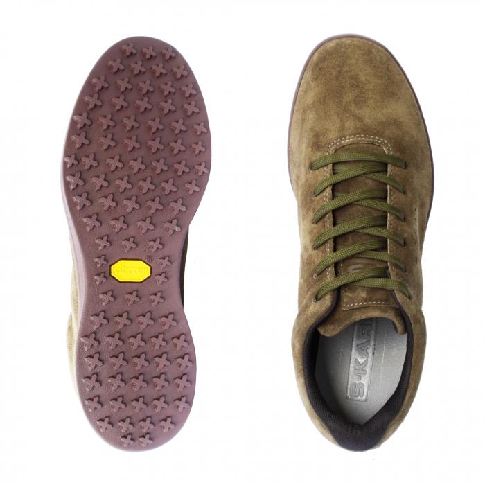 Sneaker T kaki 3