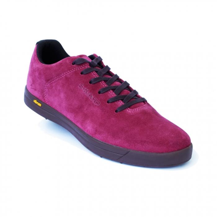 Sneaker T bordeaux 0