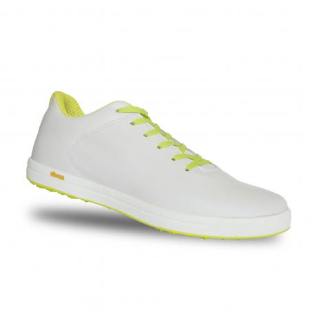 Sneaker fluo barbati0