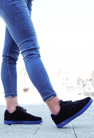 Sneaker Dama Negru GARANTIE 365 ZILE0