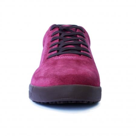 Sneaker T bordeaux2
