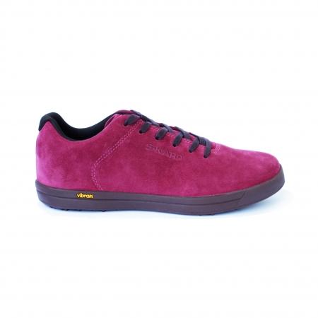 Sneaker T bordeaux1