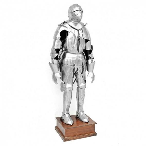 Armura gotica de secol XV 0