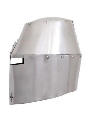 Coif tip Great Helmet 2