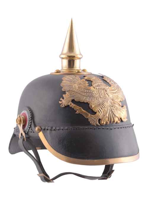 Coif prusac tip Pickelhaube 0