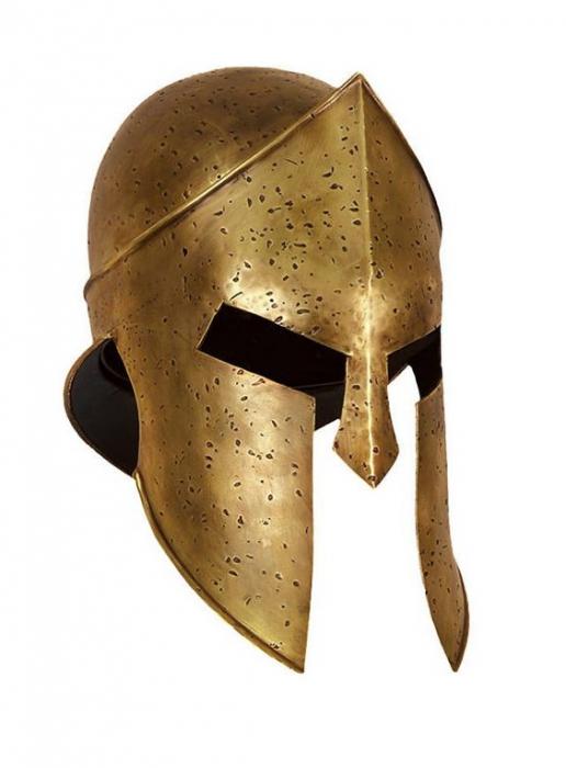 Coif de spartan [0]