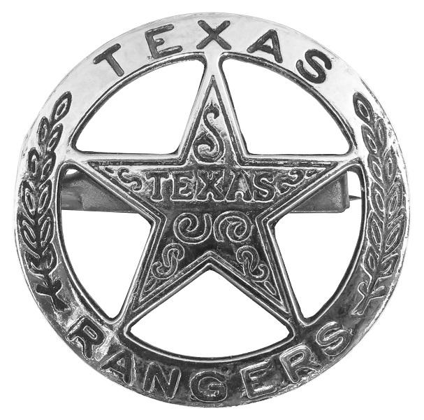 Insignă Texas Ranger 0
