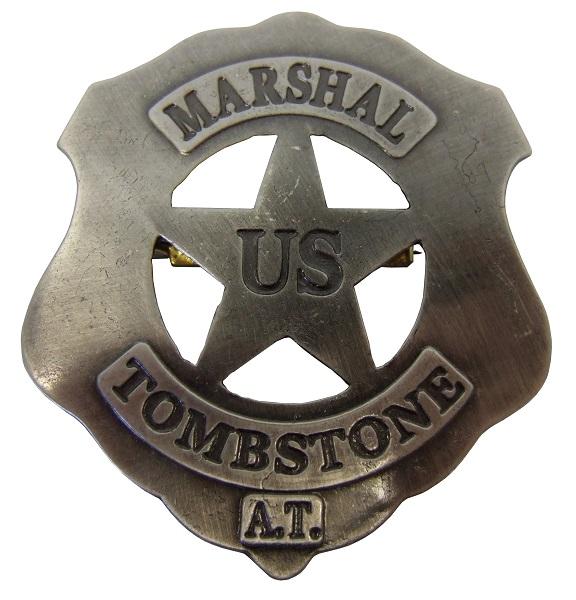 Insignă US Marshal Tombstone [0]