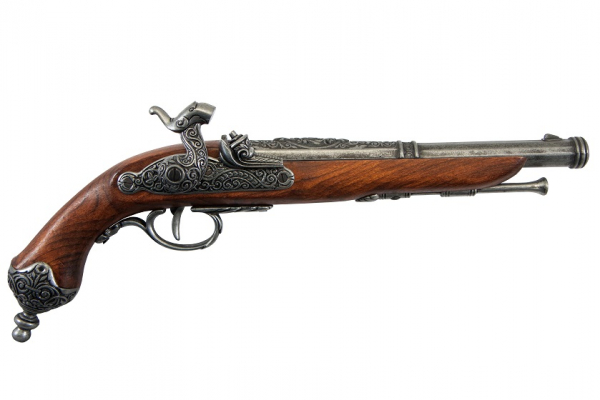 Pistol italian cu capsa secol XIX 0
