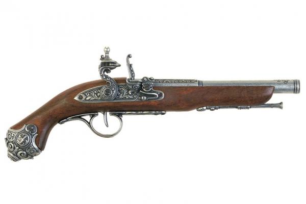 Pistol occidental secol XVIII 0