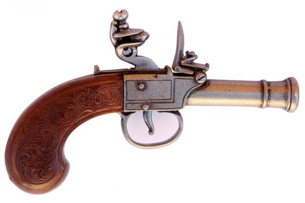 Pistol de buzunar Bunney 0