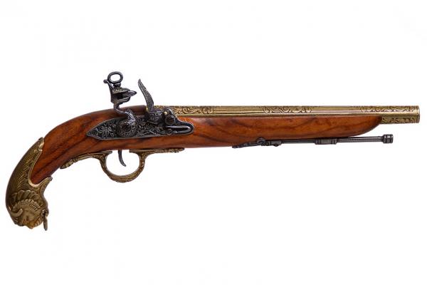 Pistol german secolul XVIII [0]