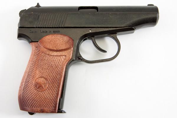 Pistol Makarov [0]