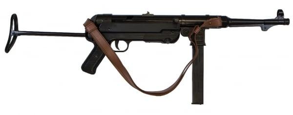 Pistol-mitralieră MP40 Schmeisser 2
