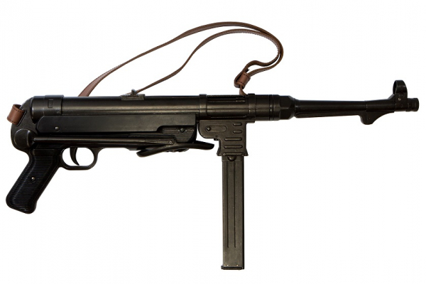Pistol-mitralieră MP40 Schmeisser 0