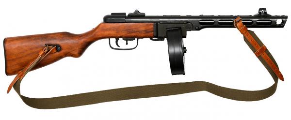 Pistol-mitralieră PPSH - 41 [0]
