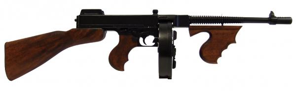 Pistol-mitralieră Thompson M1 Gangster 0