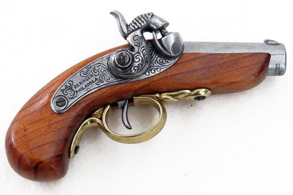 Pistol Philadelphia Derringer 0