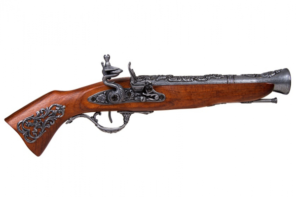 Pistol trabuc de mâna dreaptă [0]