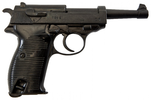 Pistol Walther P38 0